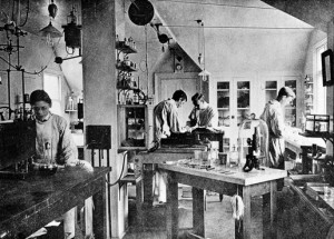 L0029860 Pharmacological laboratory, WPRL
