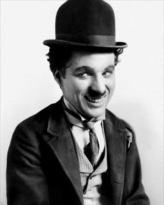 Charlie Chaplin 1915 Creative Commons License PD US