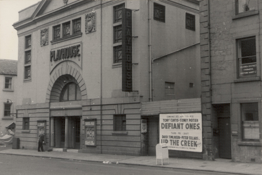 Berwick Playhouse, 1959. BRO 1250-123