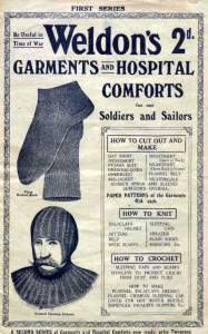 WW1 Weldon's Garments