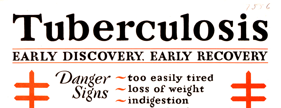 Early Discovery, Early Recovery 1929. Image from the National Library of Medicine, USA