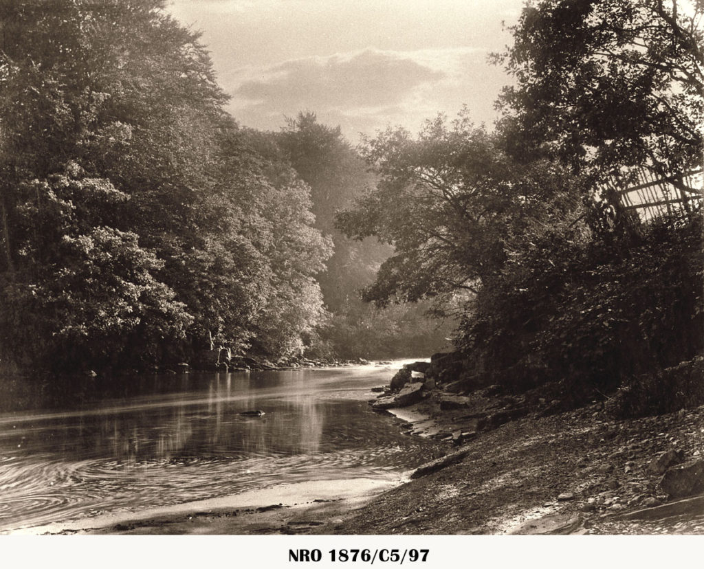 South Tyne River c.1900