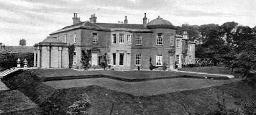Lady Clementine Waring was the wife of Major Walter Waring, Liberal MP for Banff, who fought in the war. She converted their home (pictured), Lennel House, Coldstream, Berwickshire into a convalescent home for officers and did a great deal to support the needs of the soldiers. © Unknown.