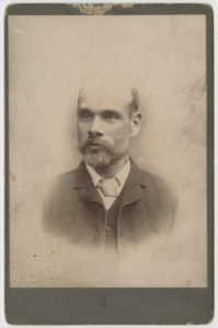 John Atkin from Hilda Currie's photograph album (NRO 10361/1/286).