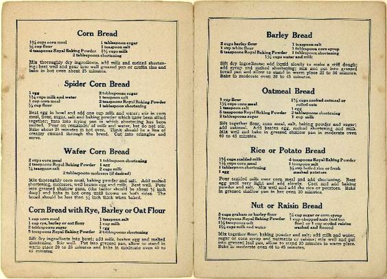 Workhouse Food Recipes